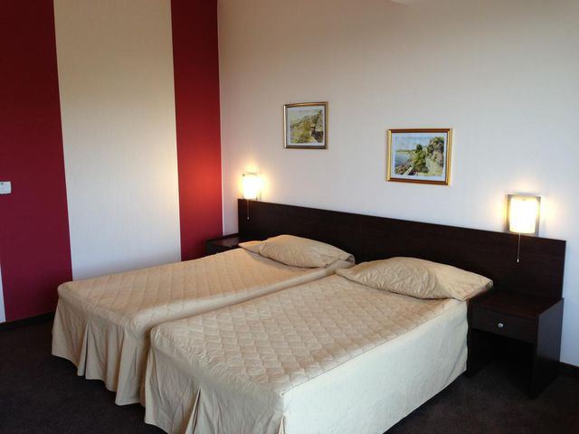 Flamingo hotel - Single Room